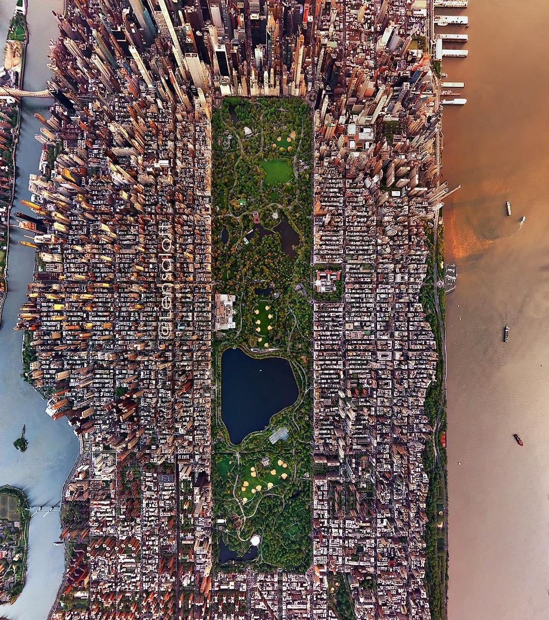 andrew griffiths new york photos aeriennes 9.jpg?resize=412,232 - Ces 20 vues aériennes de New York sont à couper le souffle