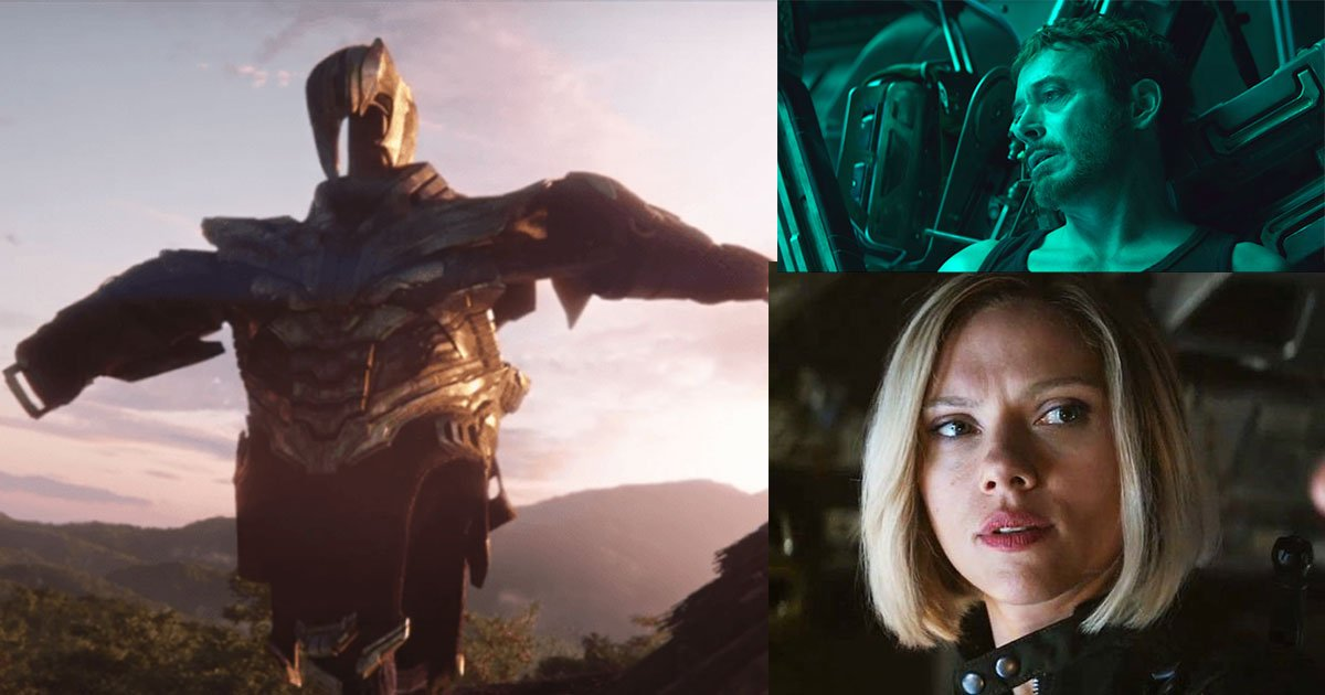 avengers endgame trailer is out and it is thrilling.jpg?resize=412,232 - Avengers Endgame Trailer Is Out And It Is Thrilling