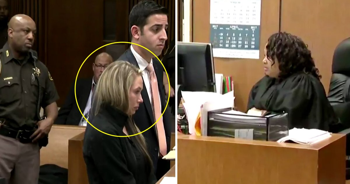 bgag.jpg?resize=412,275 - Bravo To A Judge Who Jailed Mother Of Drunk Driver For Laughing At Victim's Family In The Court