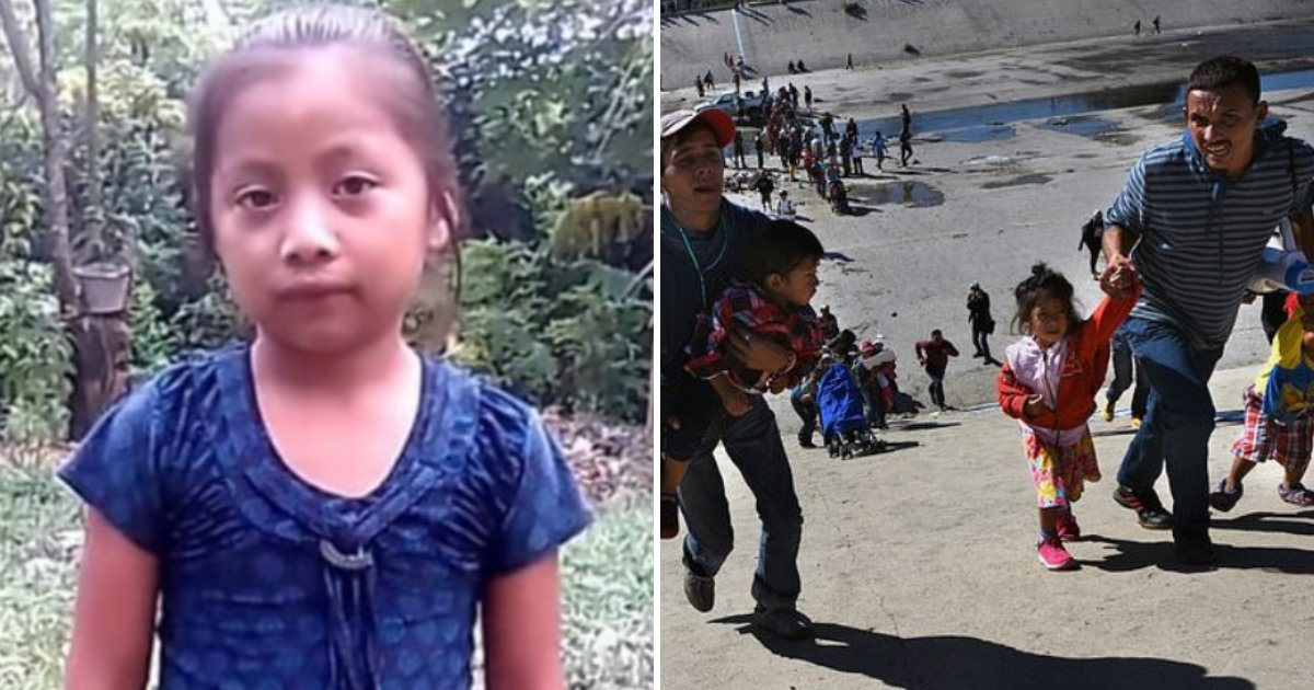 border6.png?resize=412,232 - 7-Year-Old Migrant Girl Who Hadn't Eaten Or Drank Water In Several Days Dies Of Dehydration At US-Mexico Border