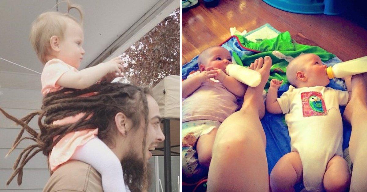 capa11 5 1.jpg?resize=1200,630 - 16 Pais exaustos compartilham fotos que dão até pena, mas que são engraçadíssimas