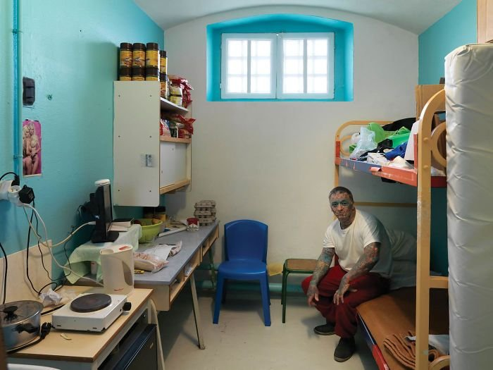 cellules prison monde prisonniers 25.jpg?resize=1200,630 - Découvrez à quoi ressemblent les prisons de 37 pays différents