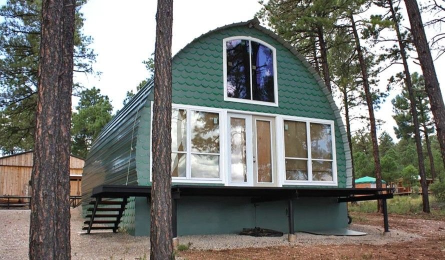 Image result for Arched Cabins 00