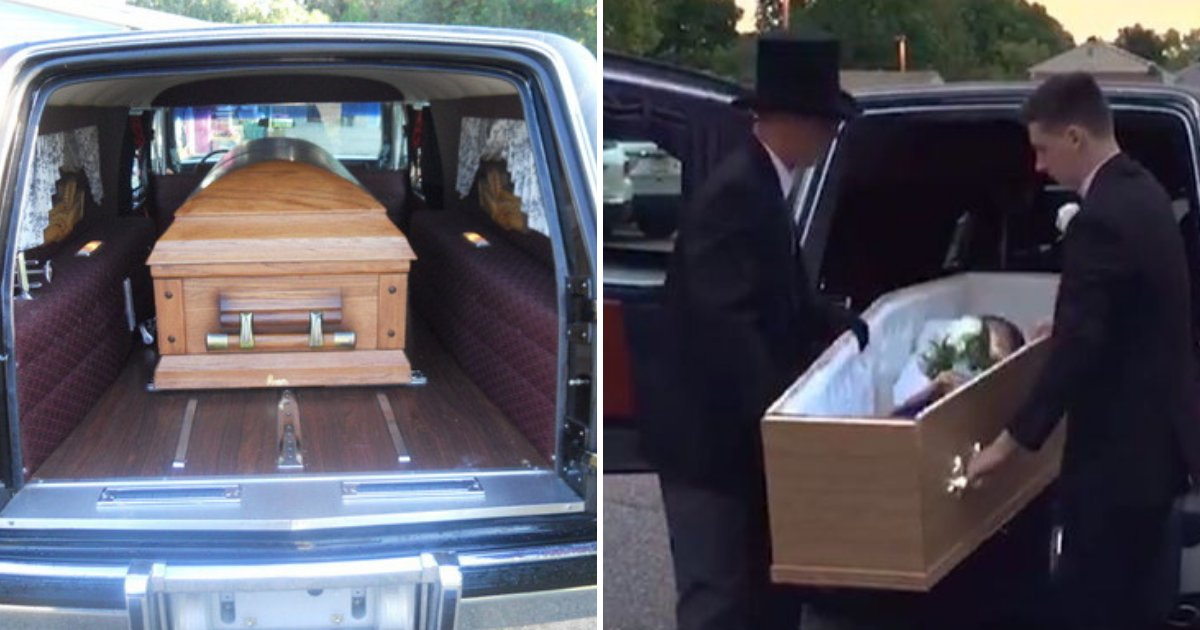 coffin4.png?resize=1200,630 - Driver Took Coffin To A Hospital To Check If The Person Was Alive After Hearing 'Muffled Cries'