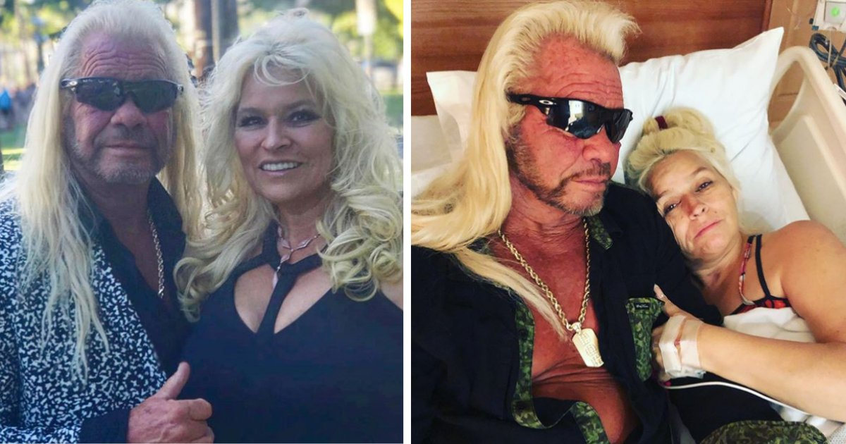 d2 7.png?resize=1200,630 - Dog the Bounty Hunter Shares the Heart-Wrenching Journey of His Wife Suffering From Cancer With the World