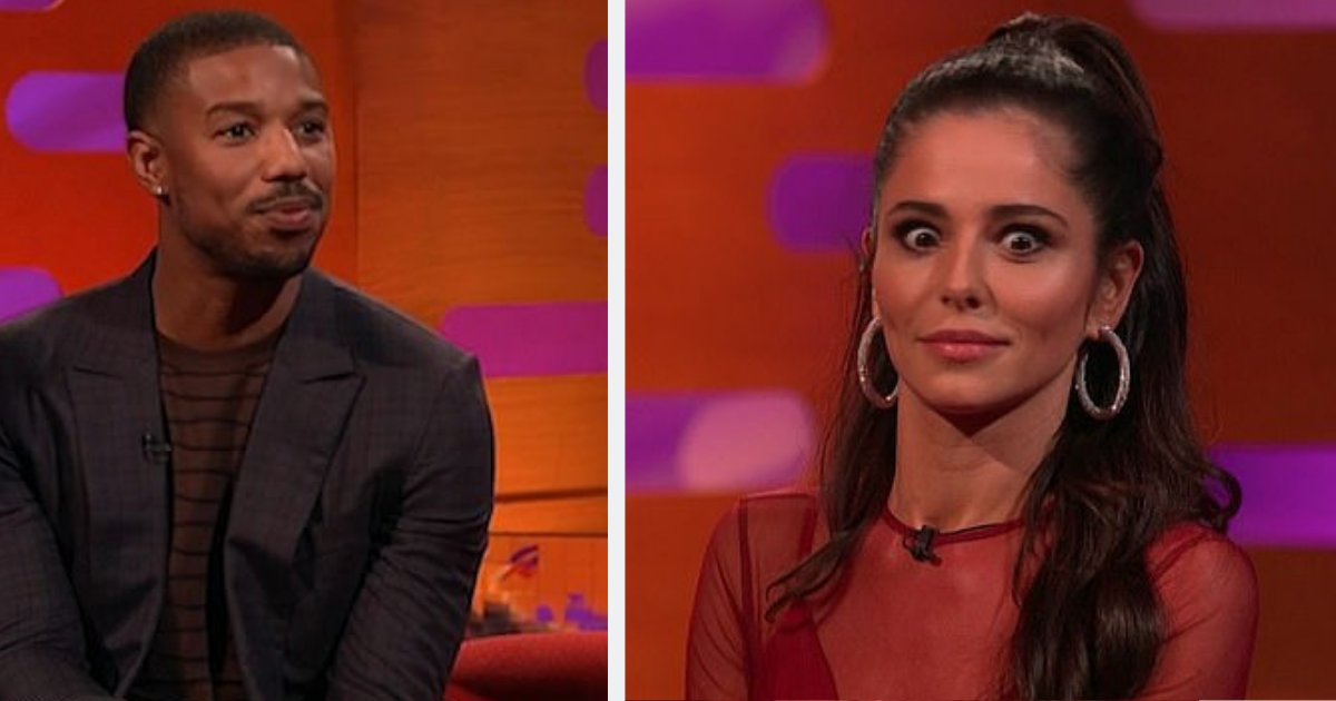 d3 1.png?resize=412,232 - Matchmaking Cheryl Fans Shipping Her With Michael B Jordan After Graham Norton Appearance
