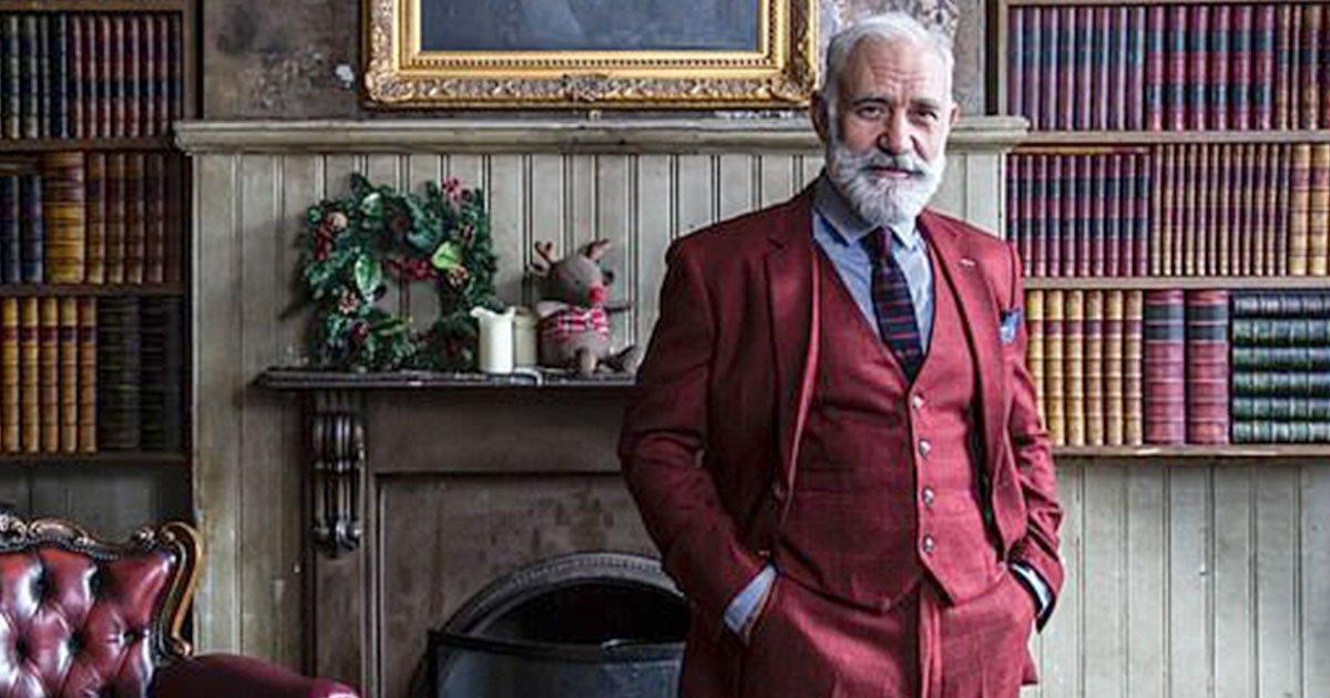 dating app lumen has cast liverpudlian paul orchard to star as santa claus.jpg?resize=412,232 - Dating App Lumen Casted Liverpudlian Paul Orchard To Star As Santa Claus