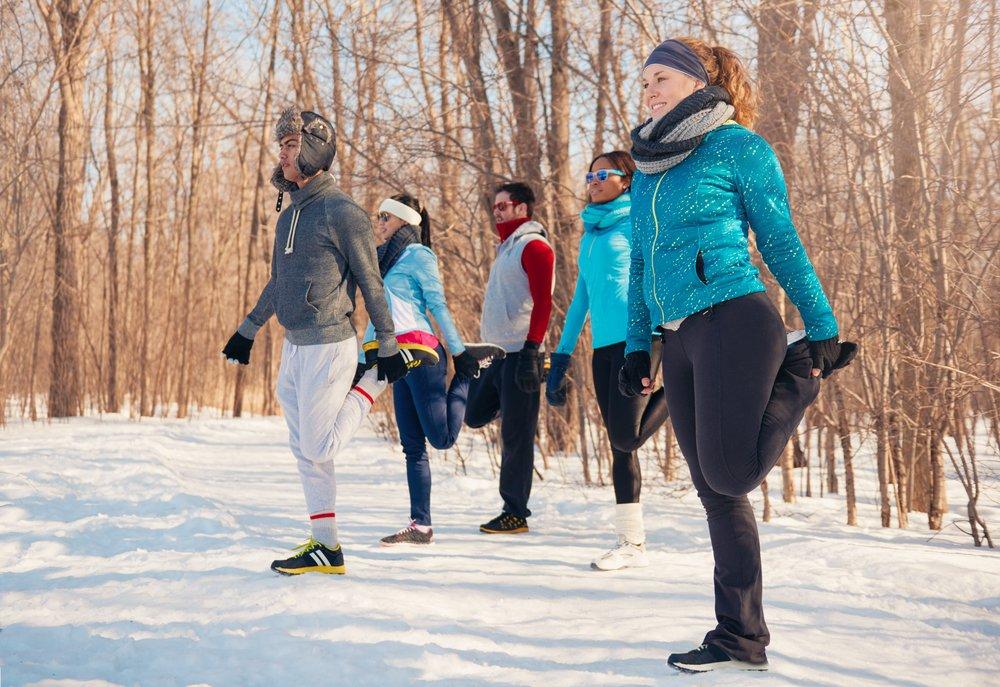 depositphotos 126505554 m 2015.jpg?resize=412,232 - Sept façons de continuer à faire de l'exercice pendant les mois d'hiver froids et sombres