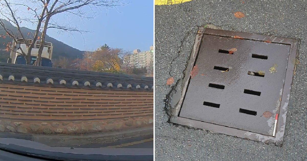 """eca09cebaaa9 ec9786ec9d8c 10.png?resize=412,232 - """"맨홀에서 사람이 튀어나와 저희 차와 부딪쳤습니다""""(영상)"""