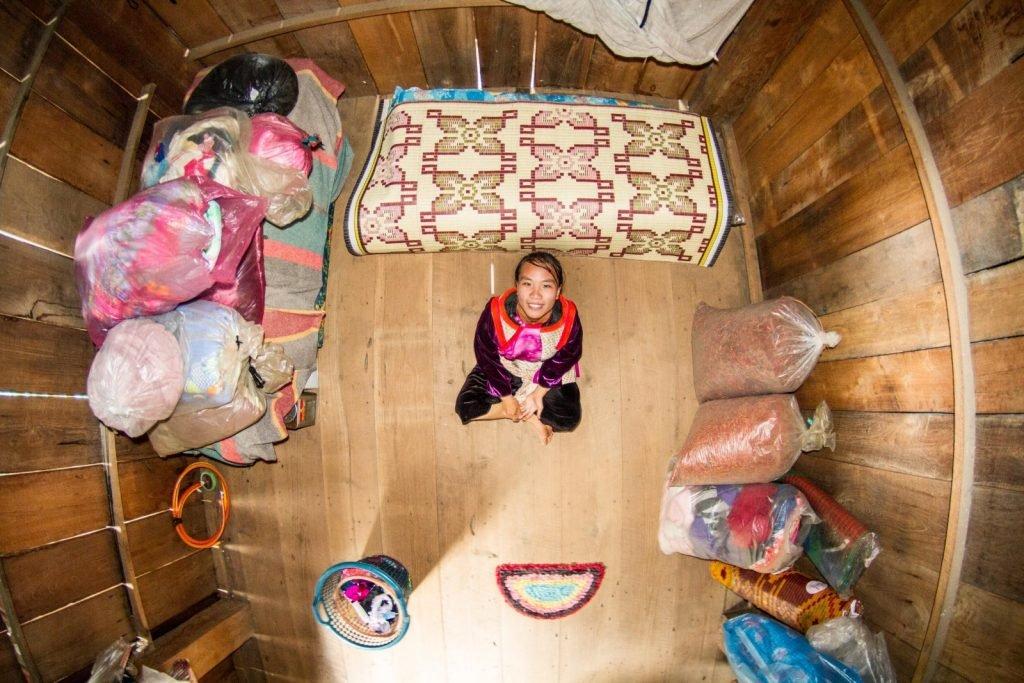 Voici à quoi ressemblent les chambres de différentes personnes à travers le monde