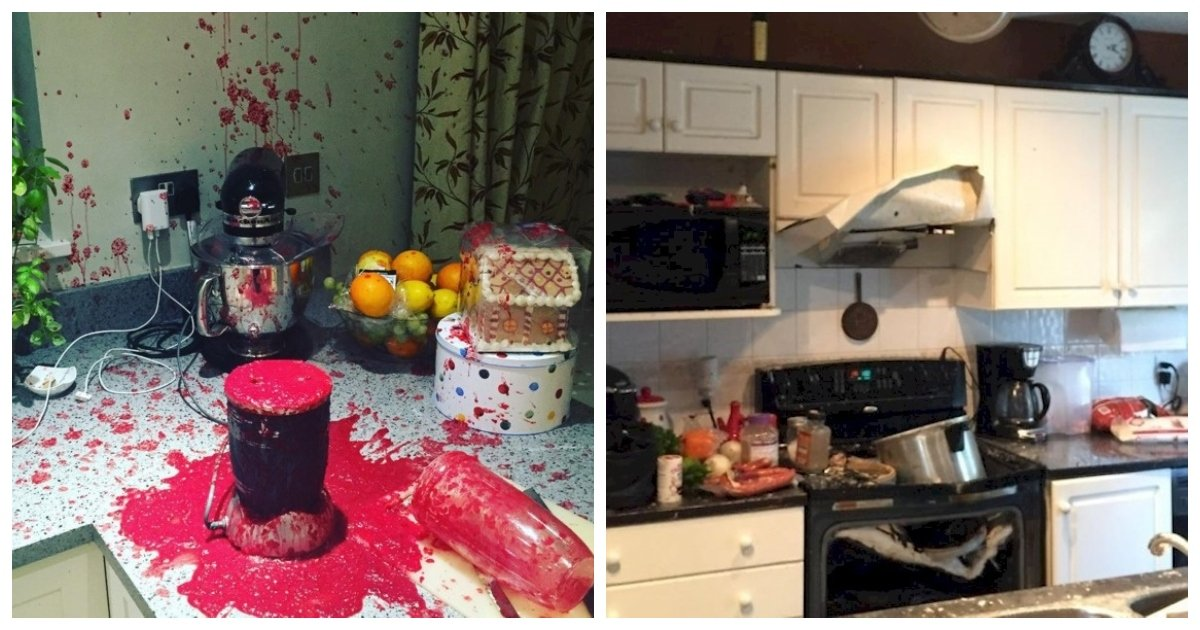 30 People Who Should Never Be Allowed In The Kitchen Again