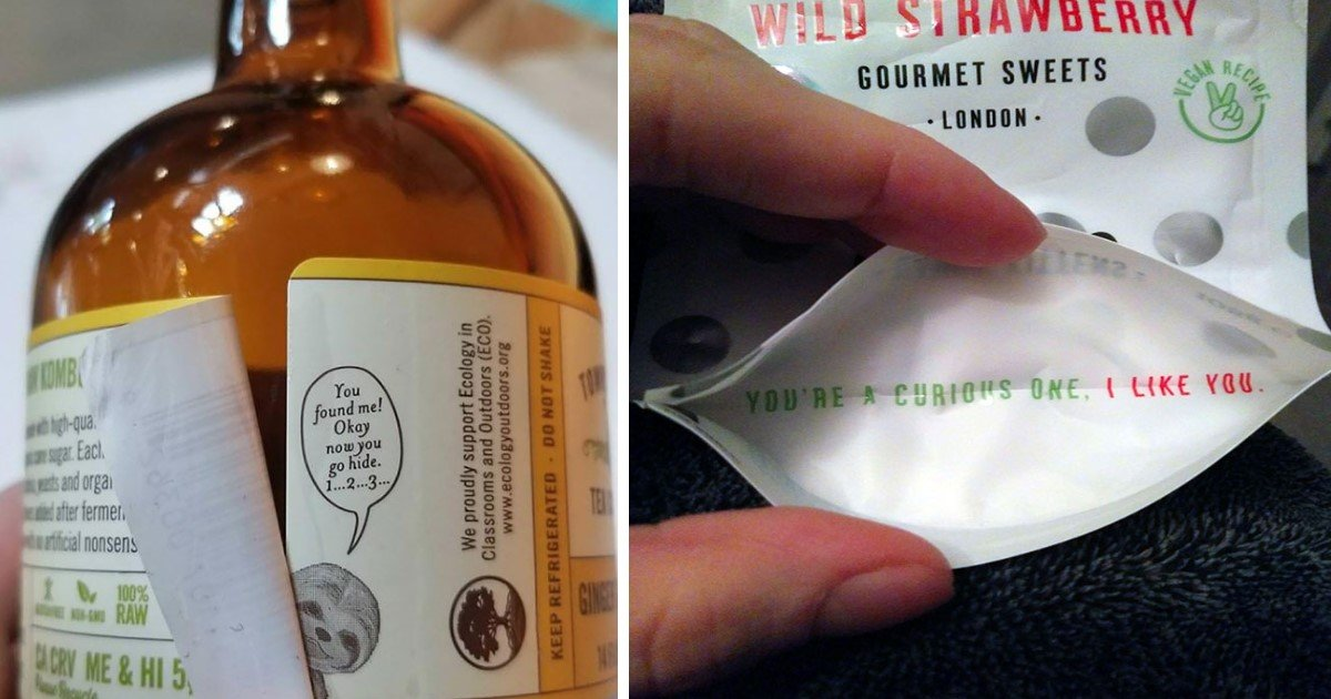 featured image 13.jpg?resize=300,169 - 10+ Funny Messages People Found Hidden In Everyday Products