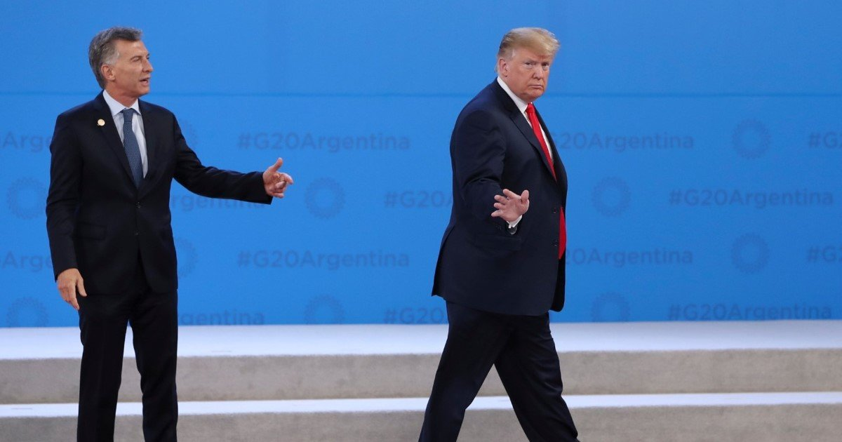 featured image 3.jpg?resize=300,169 - Hilarious Moment Trump Walks Away From Argentina's President Before Group Photo At G20 Summit