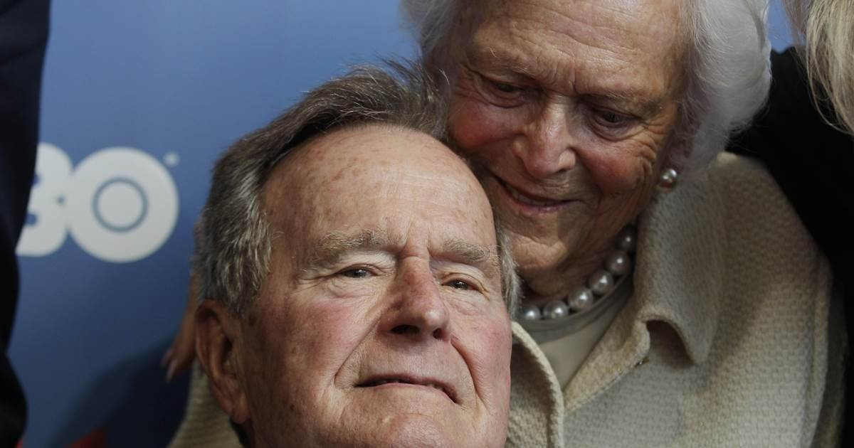 featured image 4.jpg?resize=300,169 - George And Barbara Bush: A Love That Lasted A Lifetime And Beyond