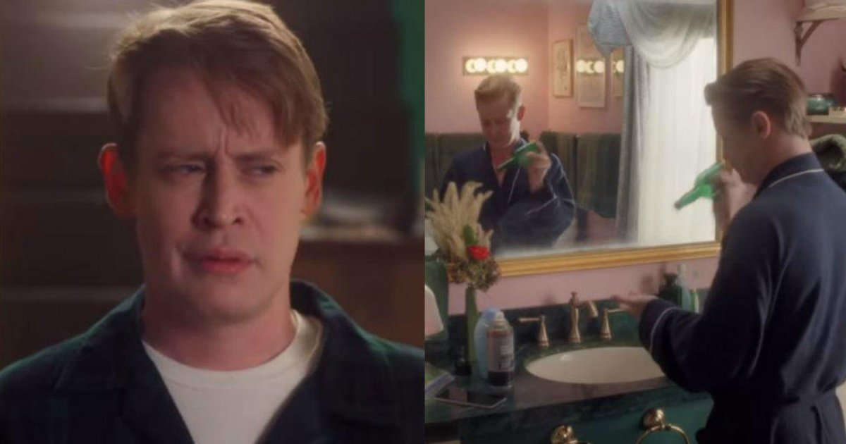 ff.png?resize=300,169 - Macaulay Culkin Recreates Home Alone Scenes For Iconic Google Commercial