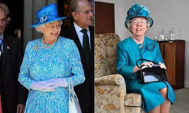 img 5c1ad3e32e372.png?resize=648,365 - 女王也要「偷個懶」?其實女王有替身~30年隨時待命!