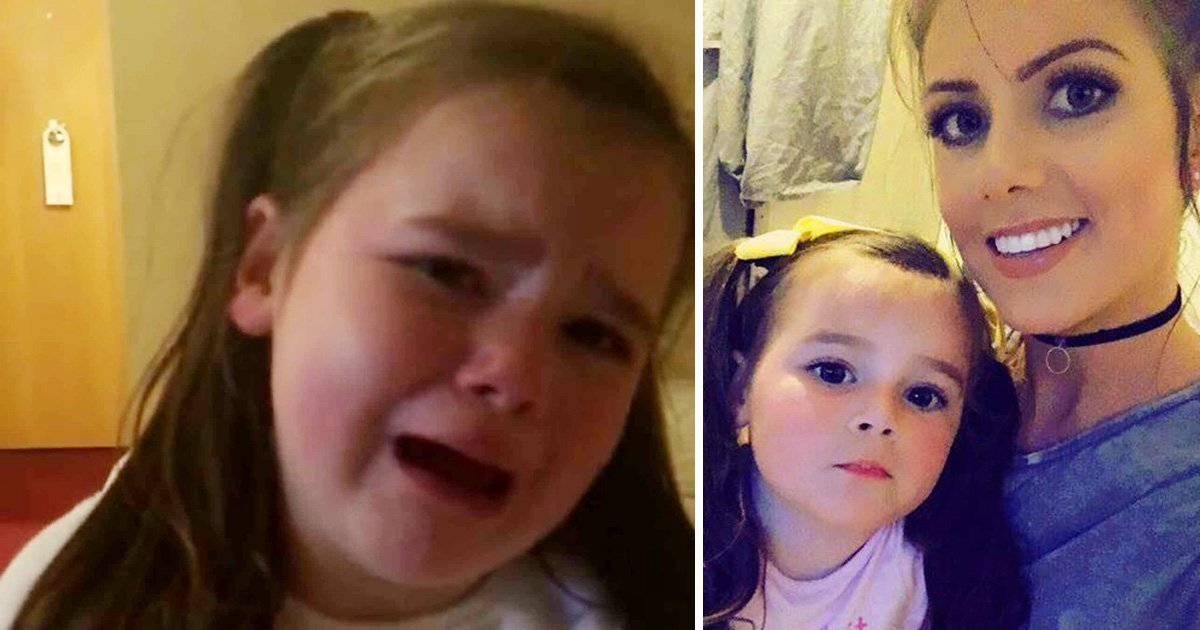 irish.jpg?resize=1200,630 - Video Of Girl Crying After Mom Said They'll Spend Christmas 'Homeless' Went Viral