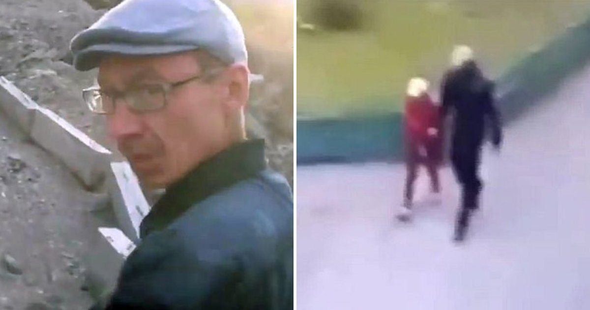 man5.png?resize=1200,630 - 8-Year-Old Girl Lured By Convicted Pedo Child Murderer Days After His Release From 20-Year Jail Term