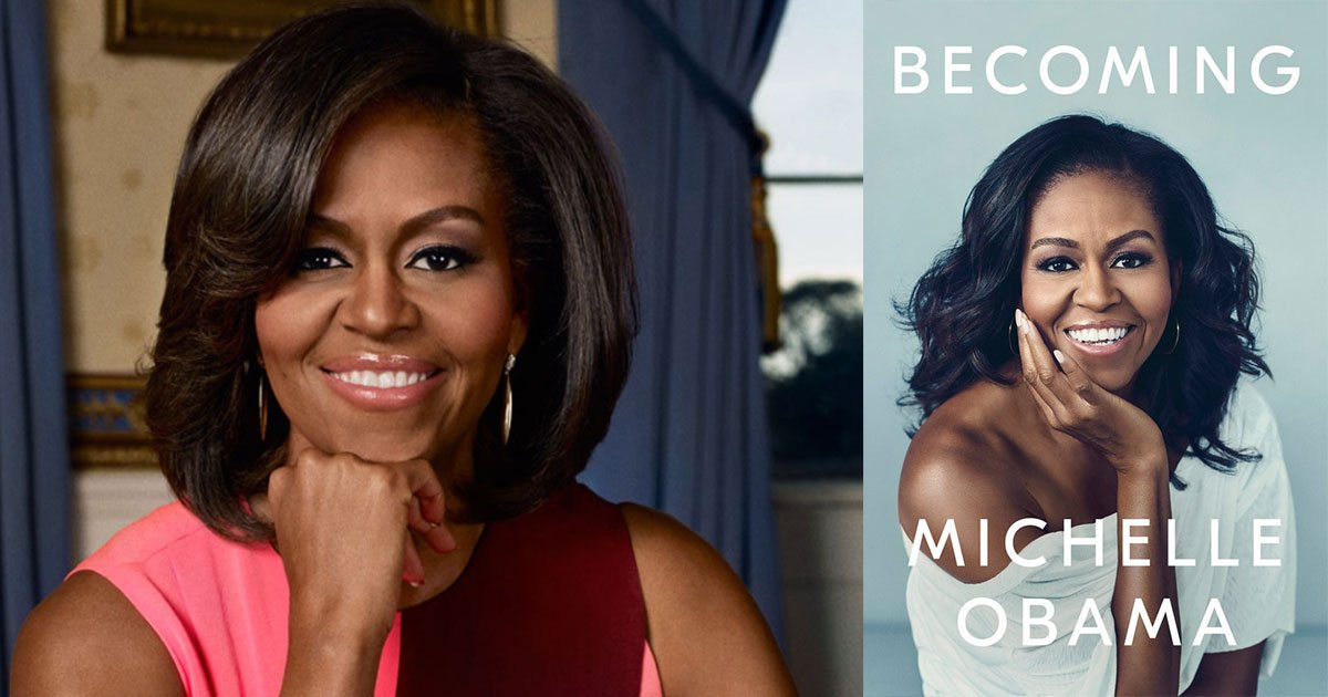 michelle obamas book becoming sold two million copies in just two weeks.jpg?resize=300,169 - Michelle Obama's Book 'Becoming' Sold Two Million Copies In Just Two Weeks