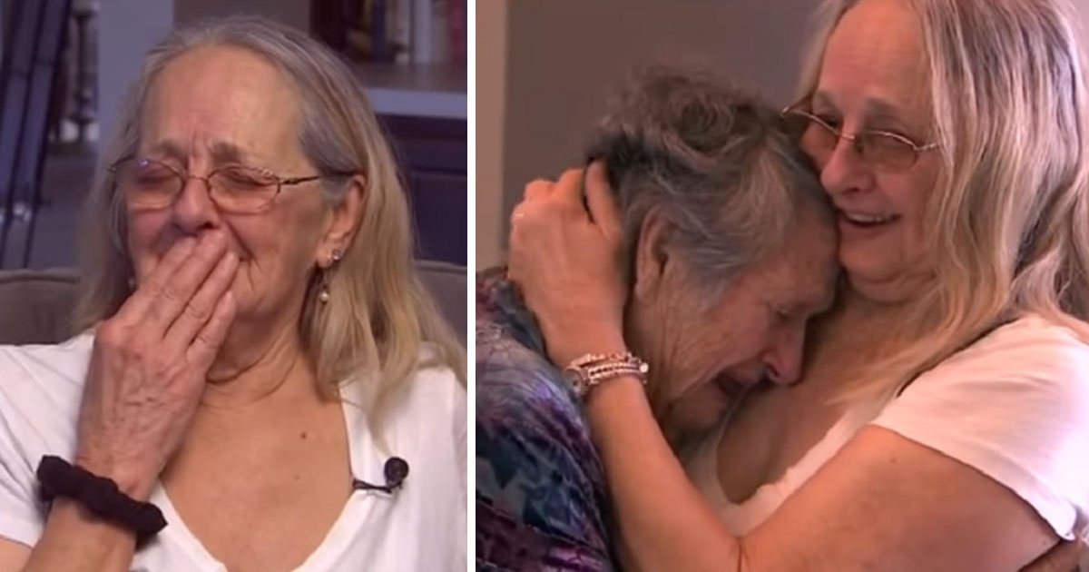 mother reunited 69 years later.jpg?resize=412,232 - Woman Reunites With Her Daughter After 69 Years Who She Thought Was Born Dead