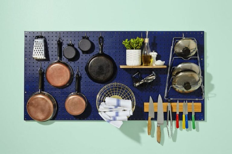 new modern diy pegboard ideas 8 768x512.jpeg?resize=1200,630 - 30+ Basic Life Hacks That Will Have You Wondering How You've Lived So Long Without Them