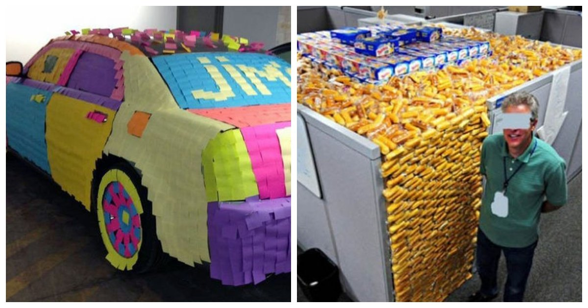 prank1.jpg?resize=1200,630 - 25 Office Pranks That Will Drive Your Co-Workers Batty