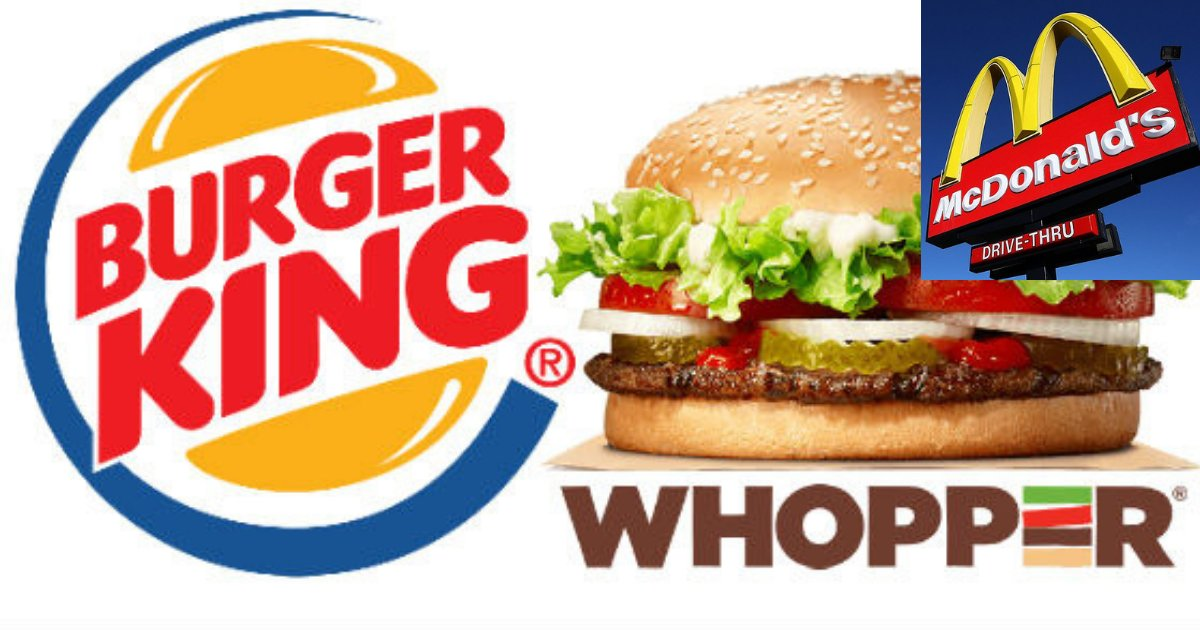s1 5.png?resize=412,232 - Burger King is Asking its Customers to Go to McDonald's in Order to Get a Whopper for Just One Cent