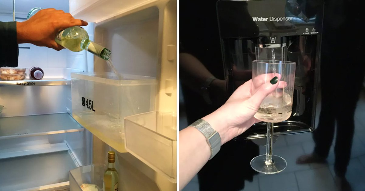 sdfsfss.jpg?resize=1200,630 - Woman Invented A Simple DIY Hack To Dispense Wine At Home - Now People Are Calling Her Internet Role Model