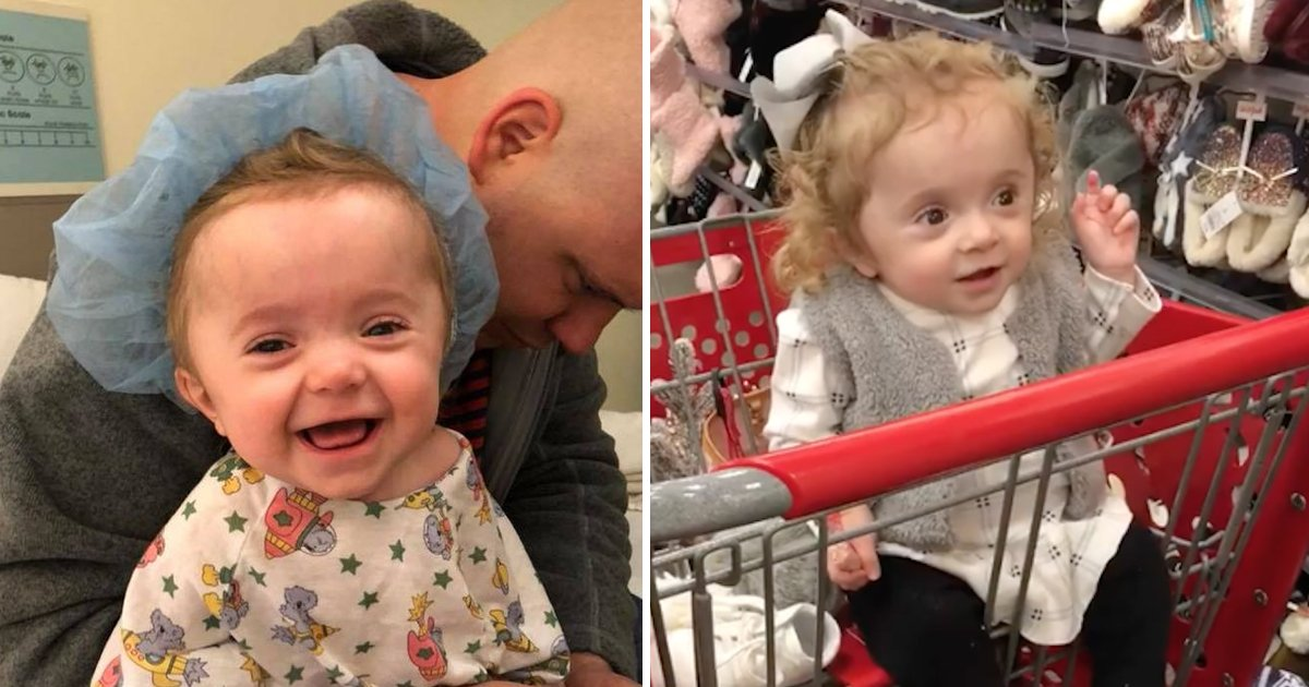 sgsgs.jpg?resize=412,232 - Sassy Little Lady Having A Rare Disease Called Osteogenesis Imperfecta Is Taking The Internet By Storm Because Of Her Cute Reaction