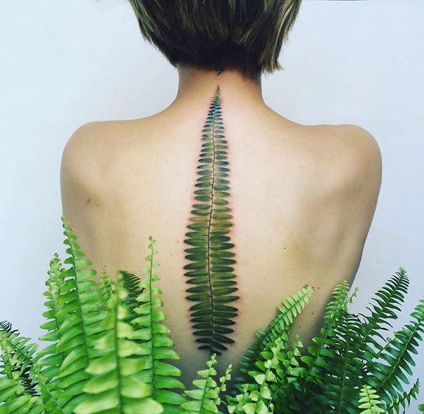 tatouages colonne vertebrale 10 002.jpg?resize=412,232 - 30 très beaux tatouages sur la colonne vertébrale