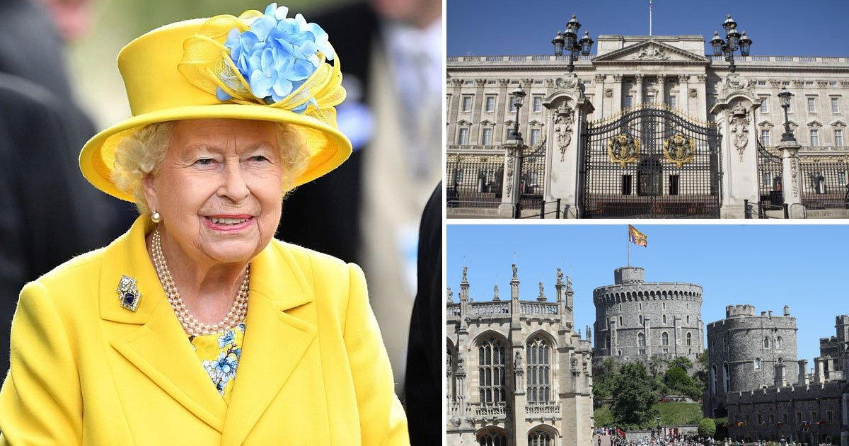 the queen hiring.jpg?resize=412,232 - Apply Now! The Queen Is Hiring A Housekeeping Assistant For Buckingham Palace