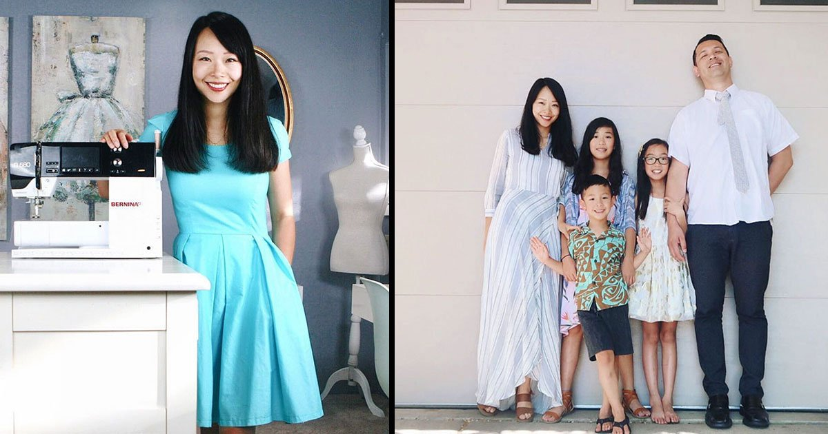 untitled 1 40.jpg?resize=1200,630 - The Way This Mom Transforms Old And Ugly Clothes Into Designer Pieces Will Amaze You