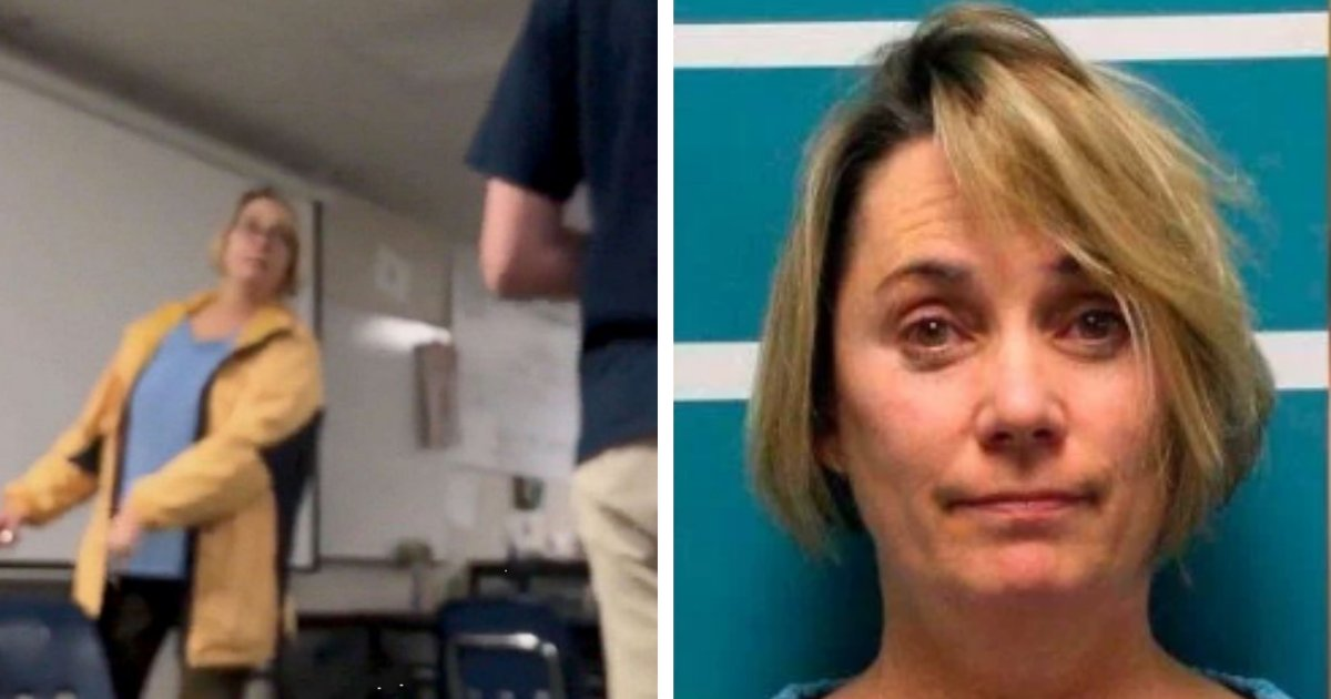 untitled design 1 6.png?resize=412,275 - Californian Teacher Fired From Her Job After She Forcefully Cut Student's Hair Off