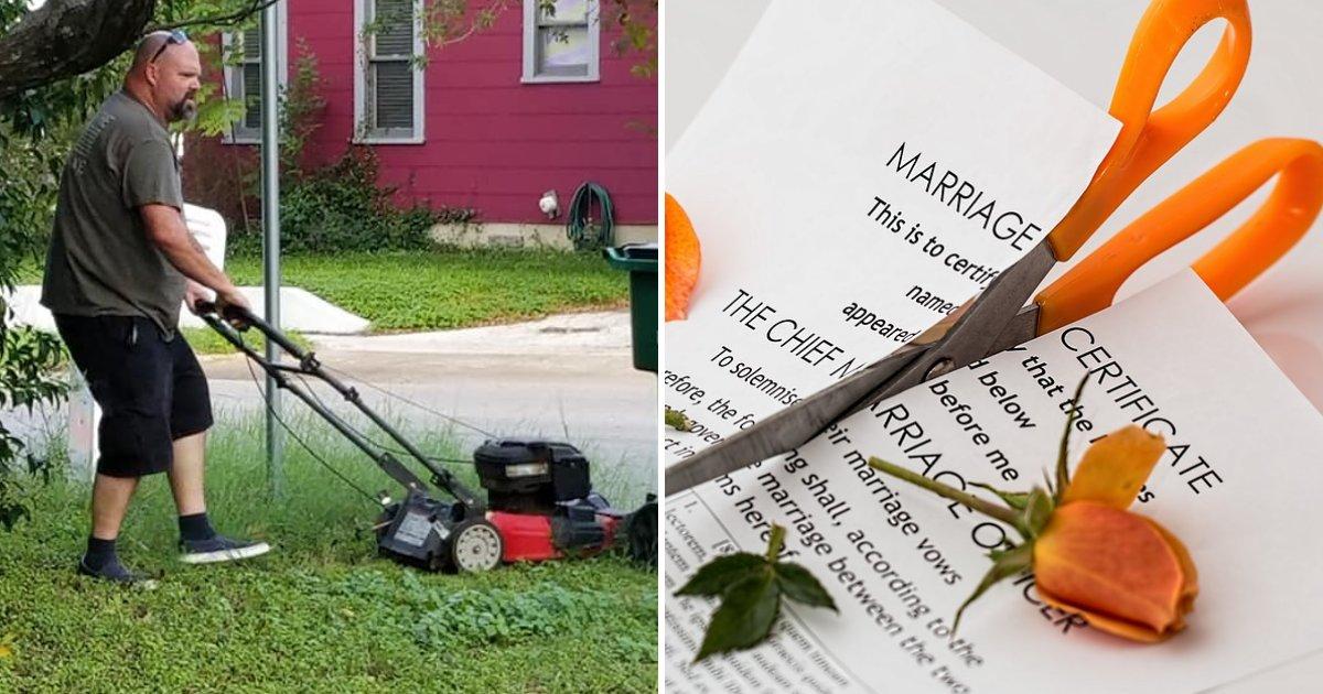 untitled design 25.png?resize=412,232 - 이혼한 후에도 28년 간 전처의 '잔디밭'을 일군 한 남성