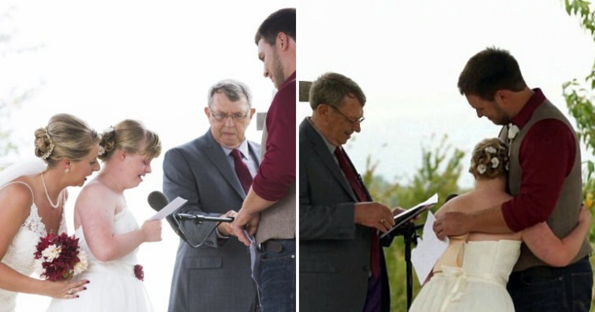 untitled design 63 1.png?resize=412,232 - Priest Paused Wedding And Told Bride To Step Aside, Then Groom 'Proposed' To Her Sister