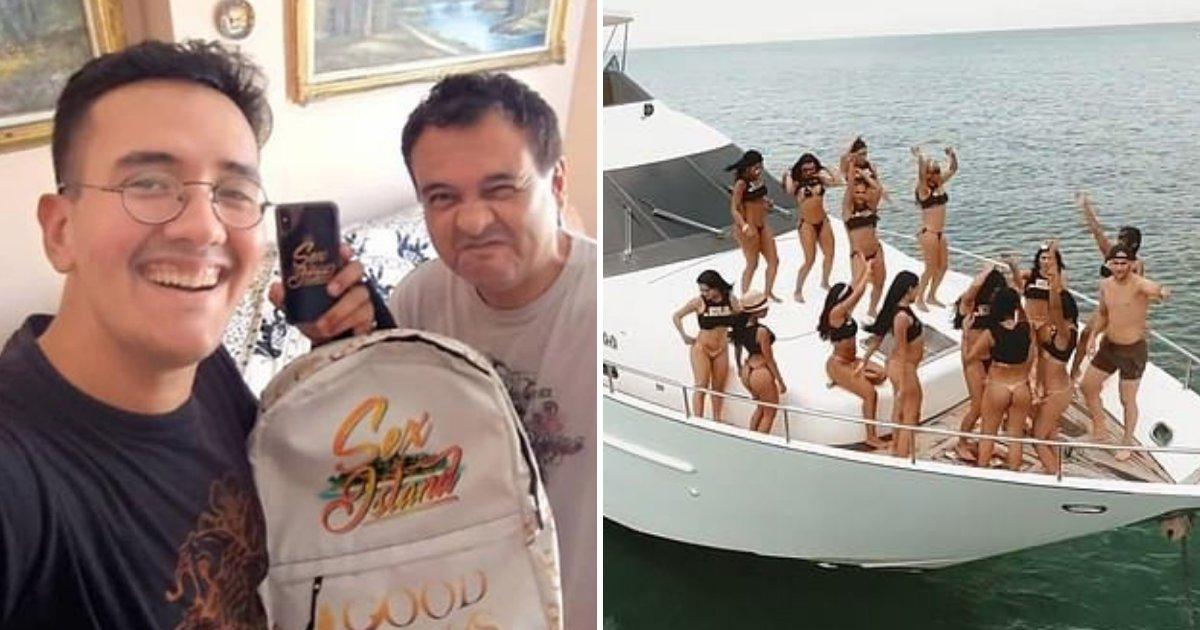 untitled design 64 1.png?resize=412,232 - Un jeune de 16 ans remporte un billet pour «S*x Island» après avoir volé la carte de crédit de son père pour participer au concours