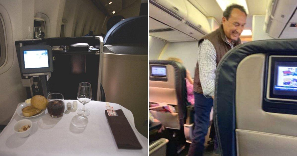 untitled design 76.png?resize=412,232 - Le PDG de United Airlines donne son siège de première classe à une femme âgée fragile