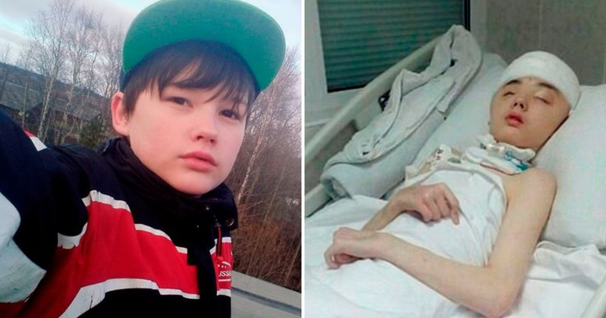 vanya5.png?resize=1200,630 - 15-Year-Old Boy Who Saved His Mother From Being Sexually Assaulted Passed Away Due To Severe Injuries He Sustained
