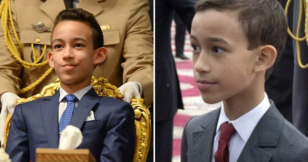 8 10.jpg?resize=1200,630 - 12살 모로코 왕자가 '손등' 키스를 거부한 이유