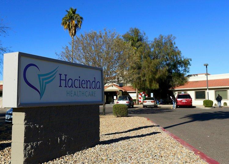 Image result for hacienda healthcare 750