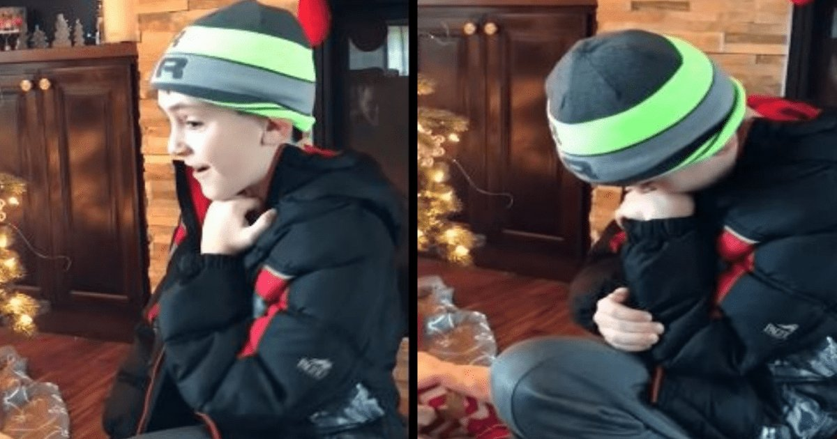 a.png?resize=1200,630 - Parents Surprise 10-Year-Old Son With Adopted Baby Sister As Christmas Gift