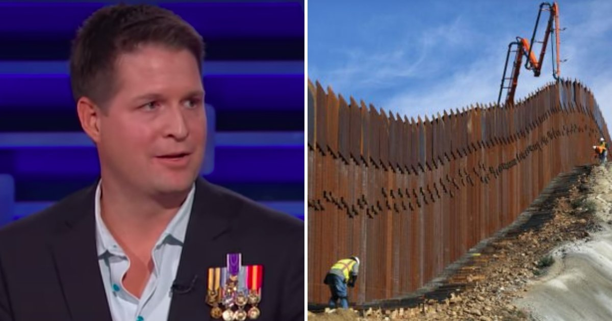 brian5.png?resize=300,169 - Veteran Ends GoFundMe Border Wall Campaign and Vows To Build It Himself Instead