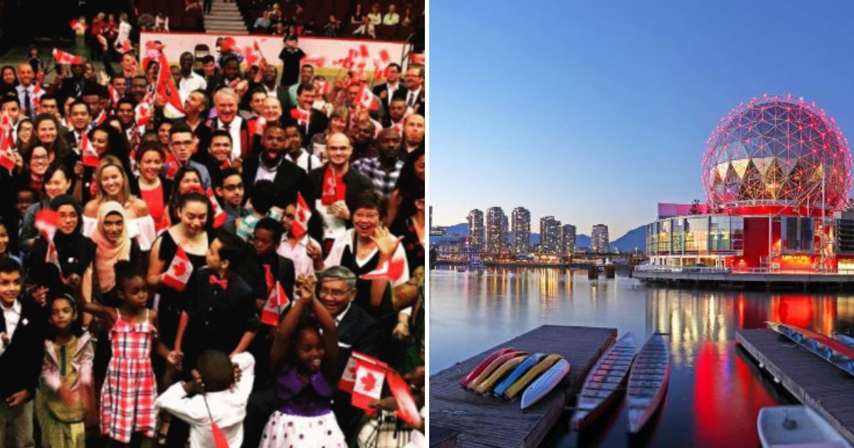 canada5 1.png?resize=412,232 - Canada Plans To Welcome More Than 1 Million New Immigrants In the Next Three Years