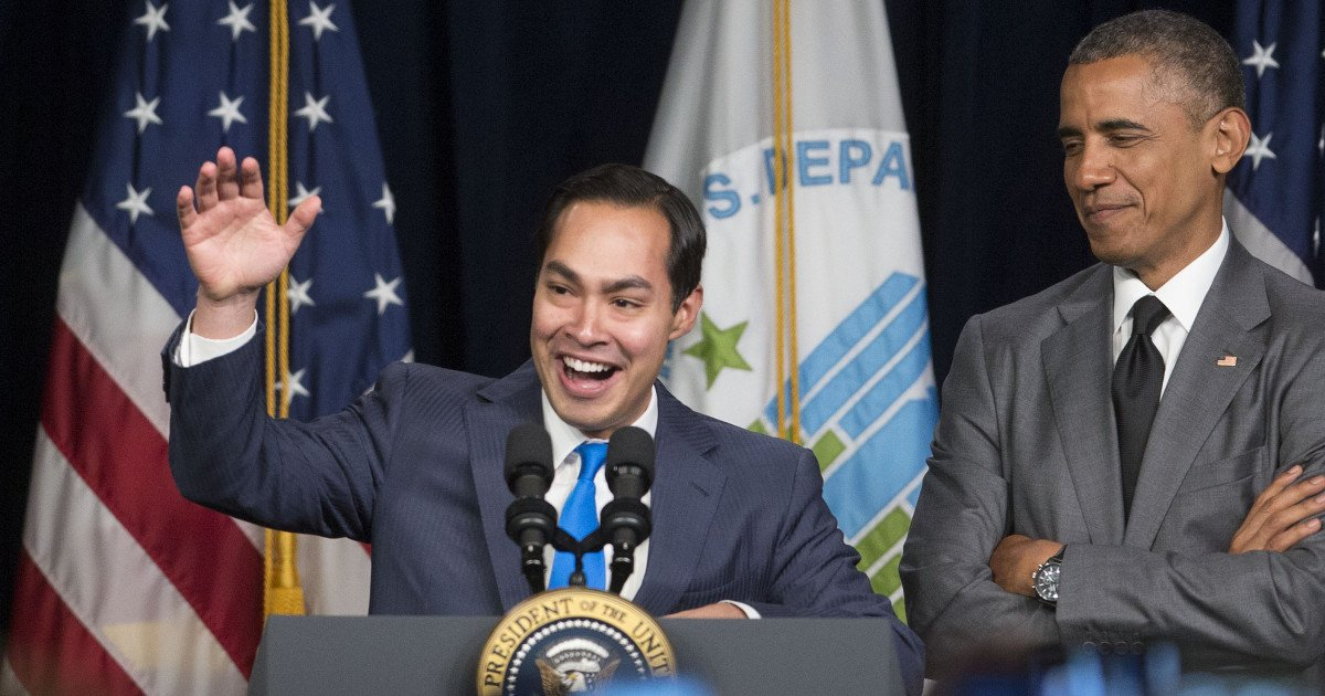 castro.jpg?resize=412,232 - Former Obama Housing Chief Julian Castro Joins 2020 Presidential Race