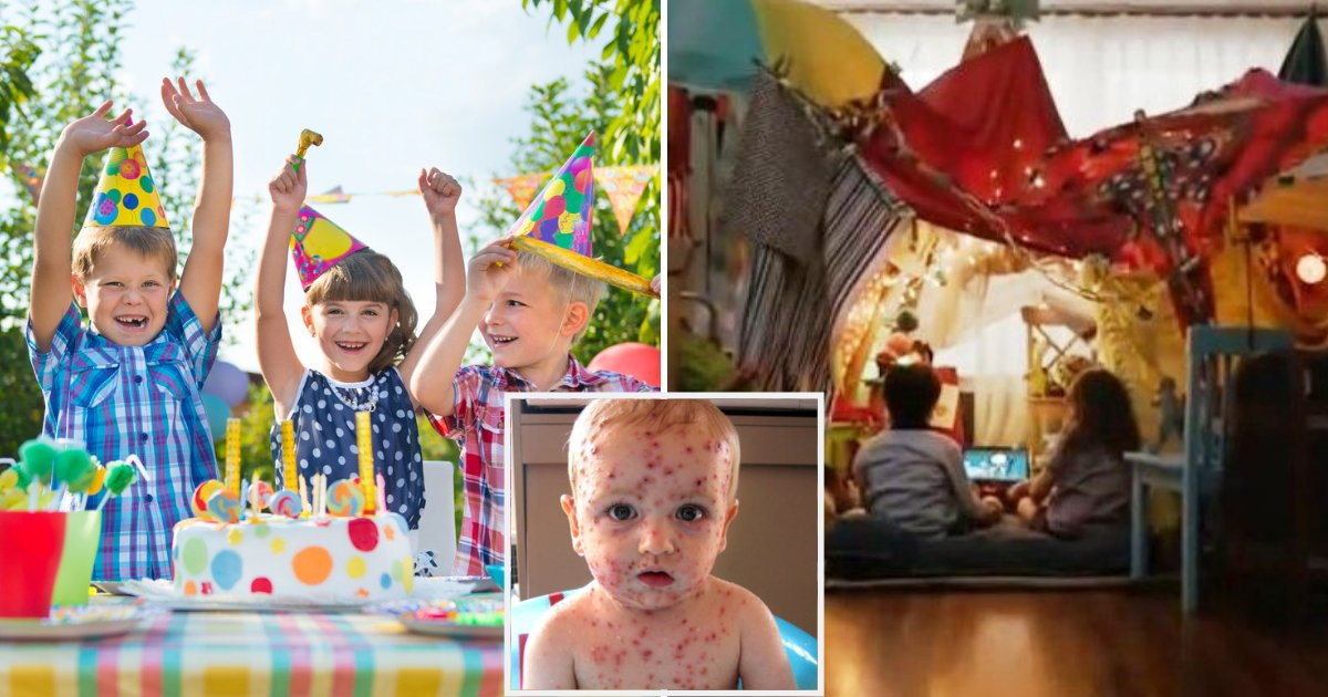 chickenpox5.png?resize=412,232 - Anti-Vaxxer Parents Hosted 'Chicken Pox Parties' To Infect Their Children