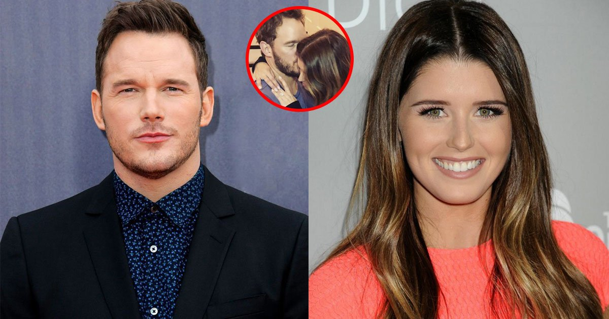 chris pratt reportedly took katherine schwarzeneggers parents permision before proposing her.jpg?resize=1200,630 - Chris Pratt Reportedly Got Katherine Schwarzenegger's Parents' Permission Before Proposing To Her