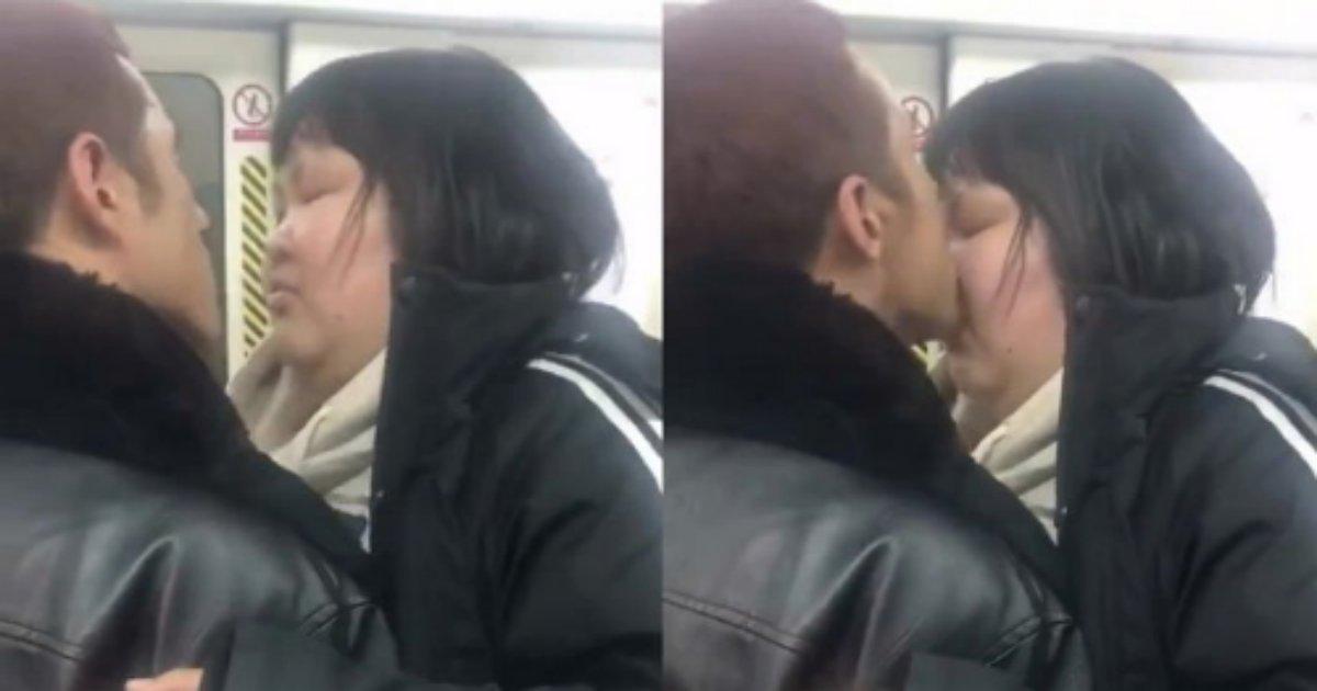 couple.png?resize=1200,630 - 電車で乗客から悪口を言われた彼女に突如ロマンチックな出来事が起こった件