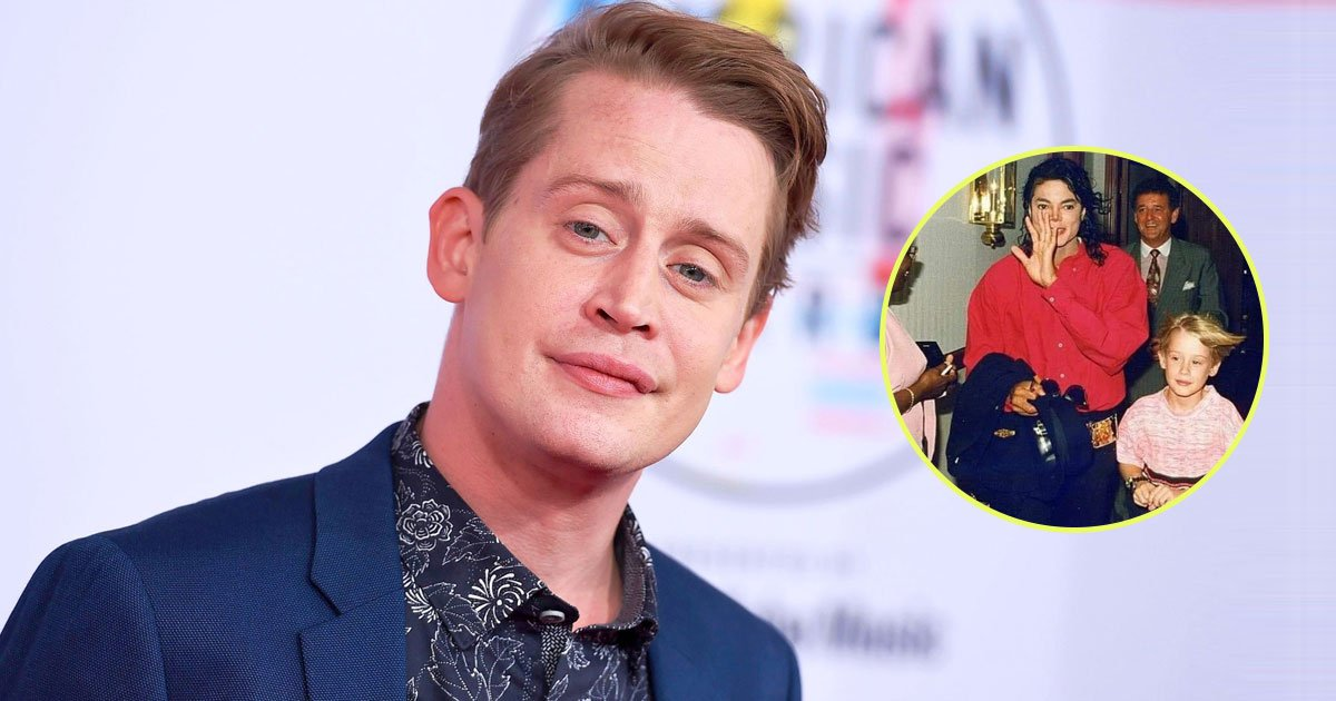 culkin michael jackson.jpg?resize=412,232 - Macaulay Culkin Talks About His 'Weird' Friendship With Michael Jackson