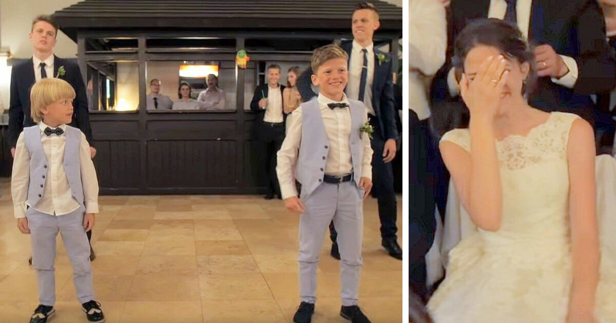 featured image 26.png?resize=1200,630 - Eight Siblings Stole The Show At The Wedding By Dancing To Backstreet Boy's Classic