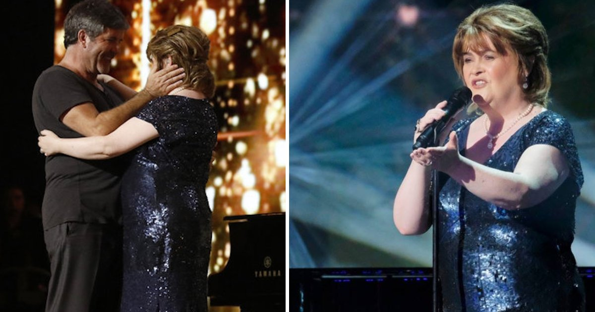 featured image 5.png?resize=300,169 - Susan Boyle Gets Golden Buzzer On America's Got Talent
